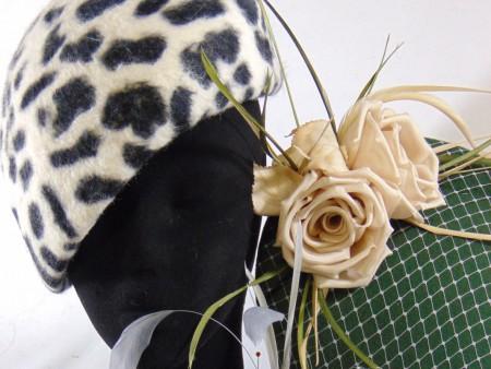 Gorro boinas moda invierno 2014 15