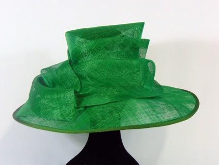 Sombrero moda verde andalucia