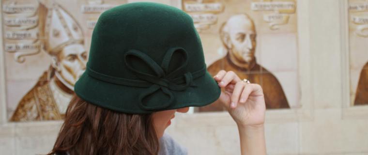 19b8879a2940 Sombreros de invierno. Una tendencia que llega con el frío | Jamir ...